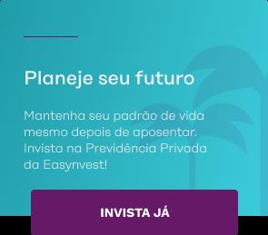 Planeje seu futuro