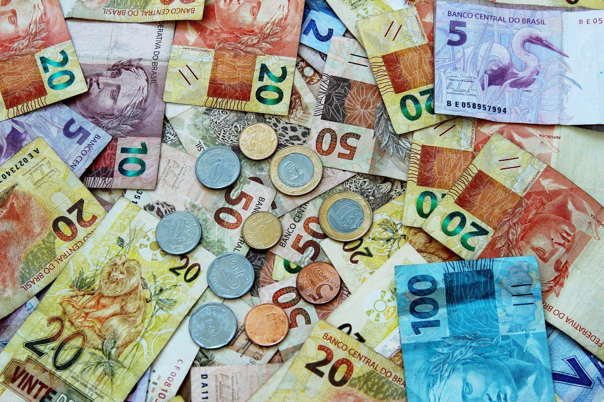 reais moedas