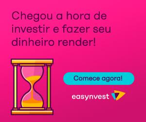 Chegou a hora de investir e fazer seu dinheiro render!