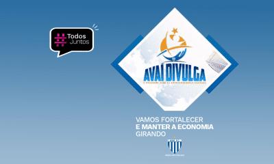 Clube 'Avaí' vai divulgar negócios com aperto na crise