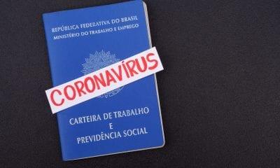 coronavírus e emprego