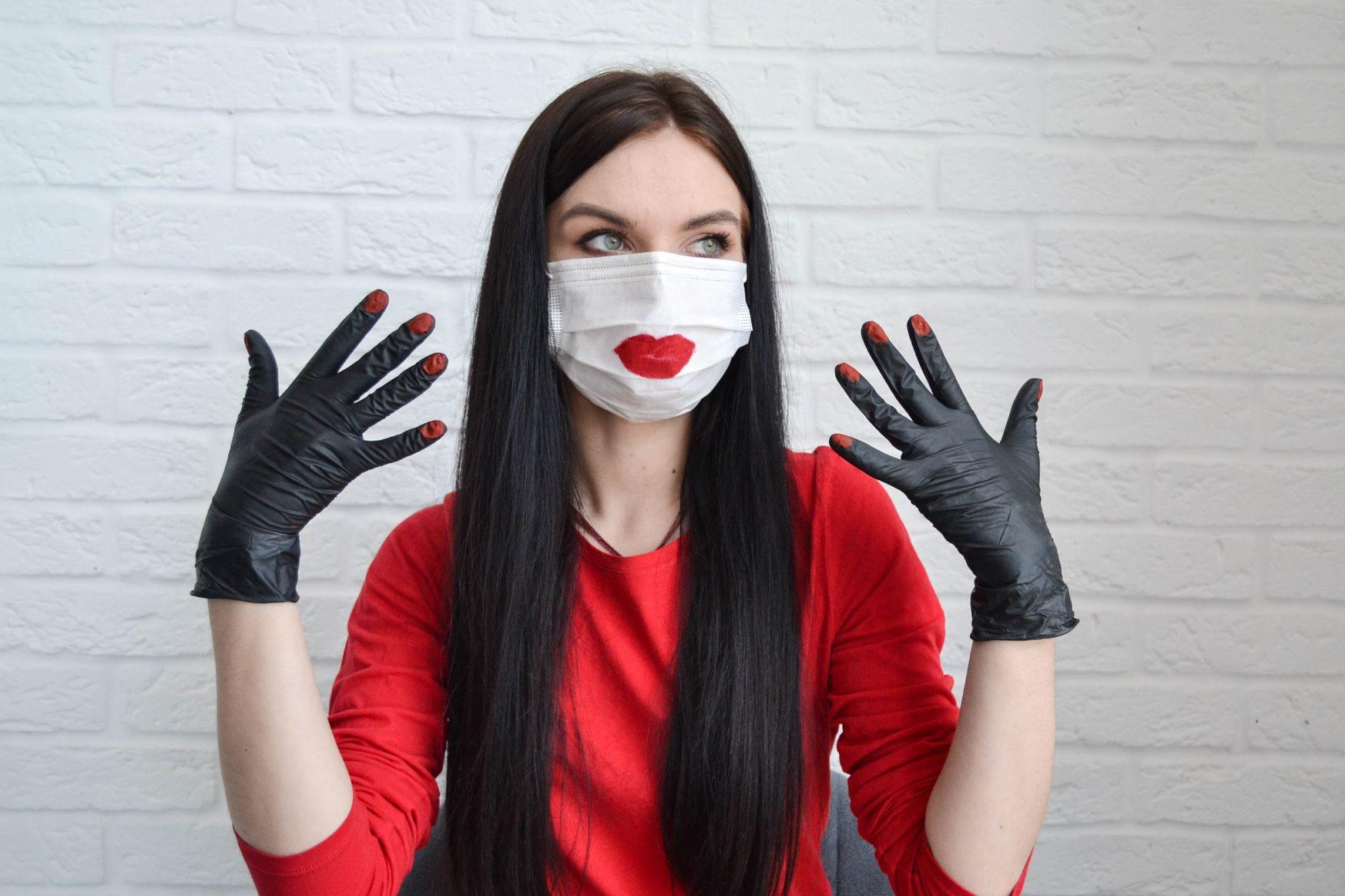 máscara beleza