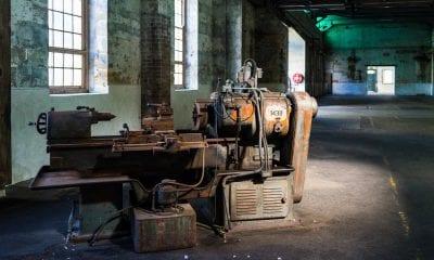 reconversão industrial