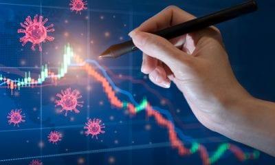 Temor por segunda onda da Covid-19 fez Ibovespa recuar 2%, dólar sobe