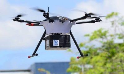 Speedbird drone