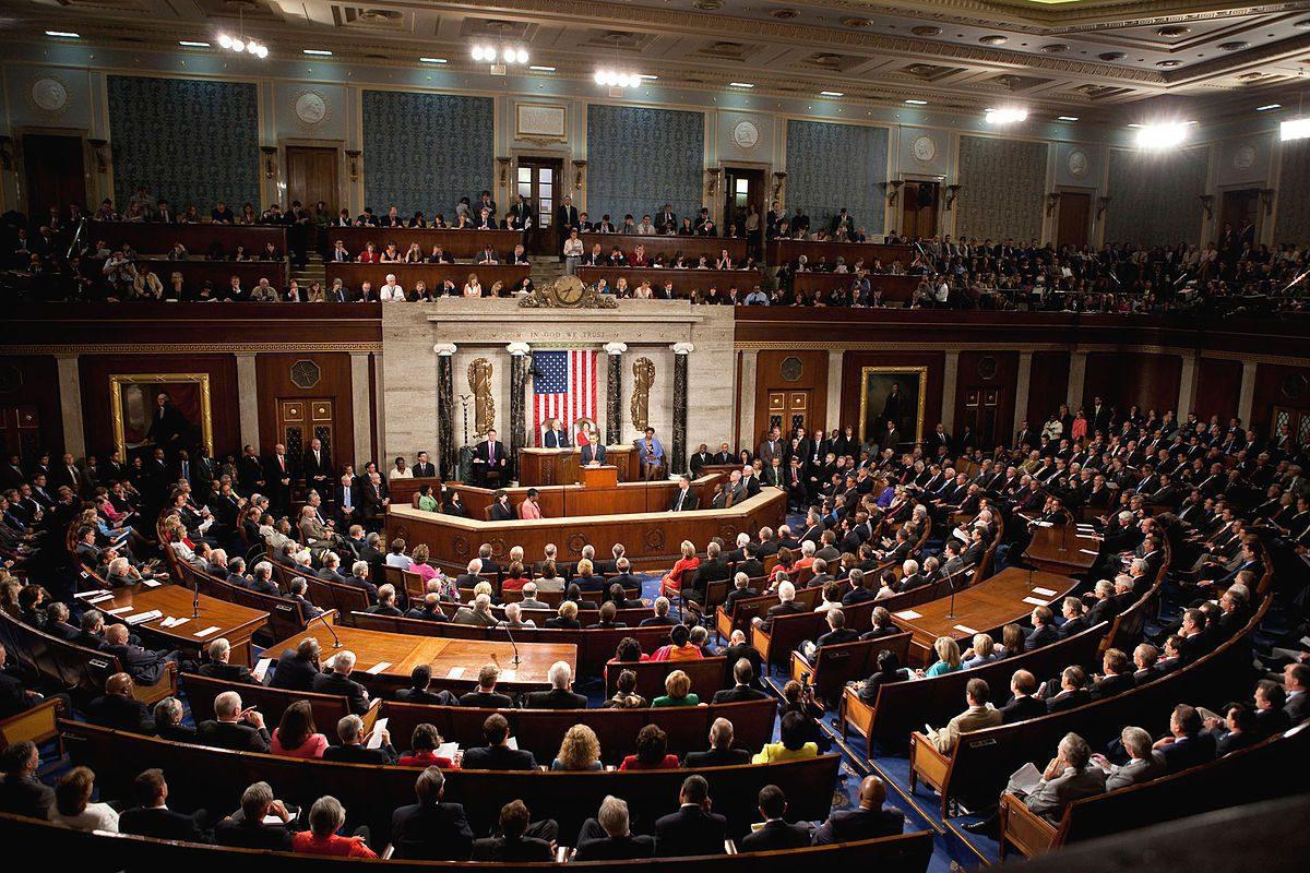 Câmara dos Deputados Americana