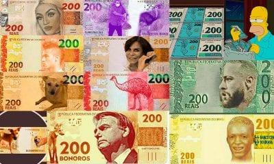 memes da nota de R$ 200