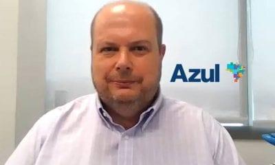 'Estamos cientes da crise, mas felizes com a retomada rápida', diz CFO da Azul