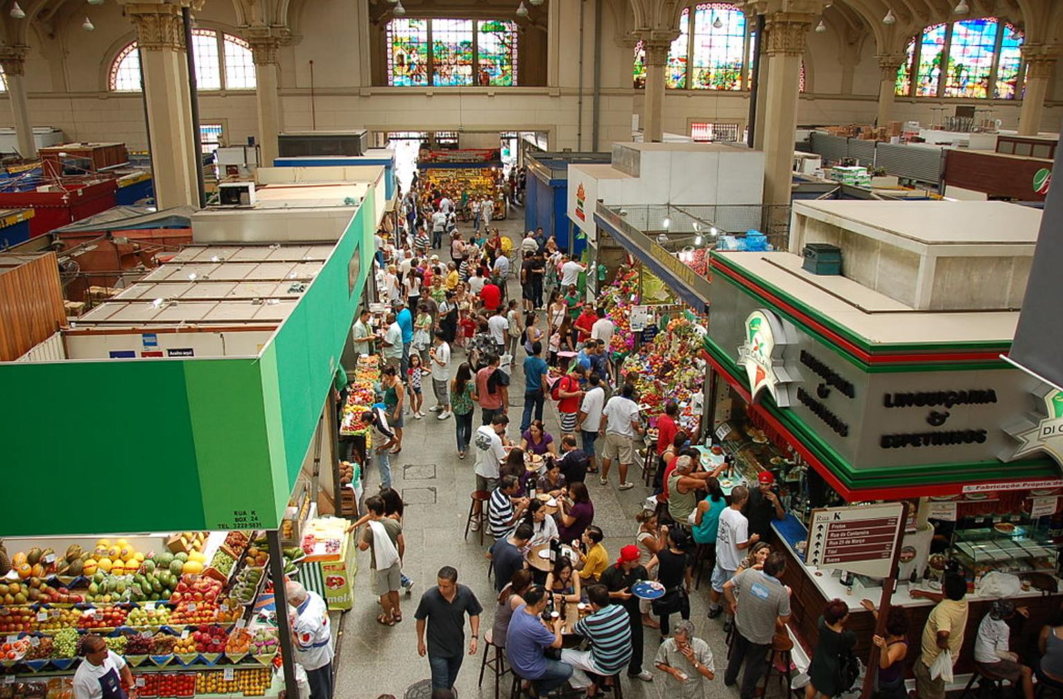 Mercado Municipal SP