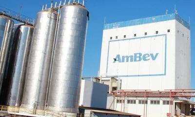Ambev teve R$ 6,89 bilhões de lucro líquido no quarto trimestre de 2020