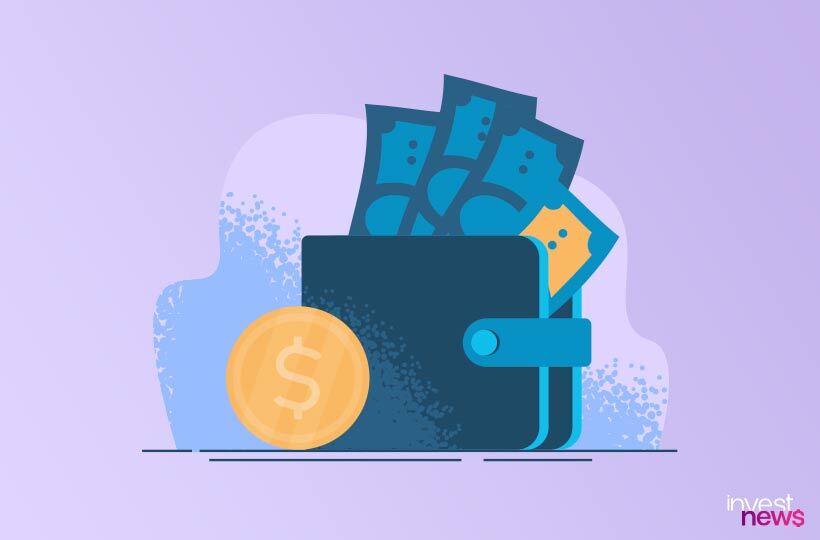 crédito pagamentos dinheiro
