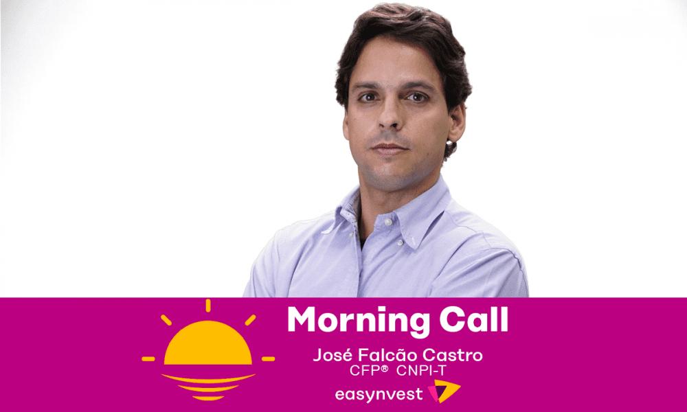 Morning Call: Ibovespa segue forte para fechar a terceira semana de alta