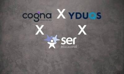 Cogna, Ser ou Yduqs? Compare as ações das 3 empresas de educação mais negociadas