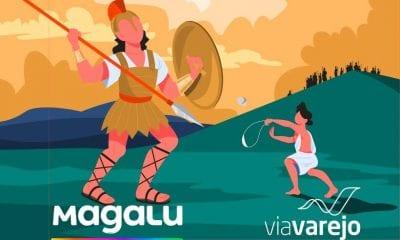 Davi e Golias: Magalu ainda é respeitada, mas Via Varejo conquistou o mercado
