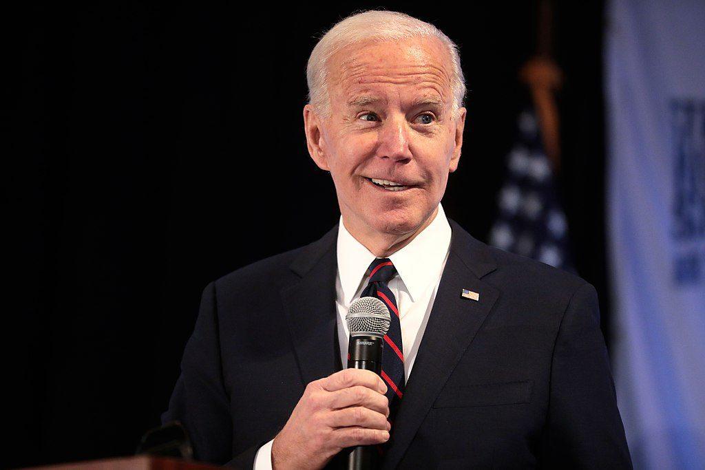 Joe Biden/Wikimedia Commons