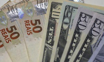 dinheiro cédulas