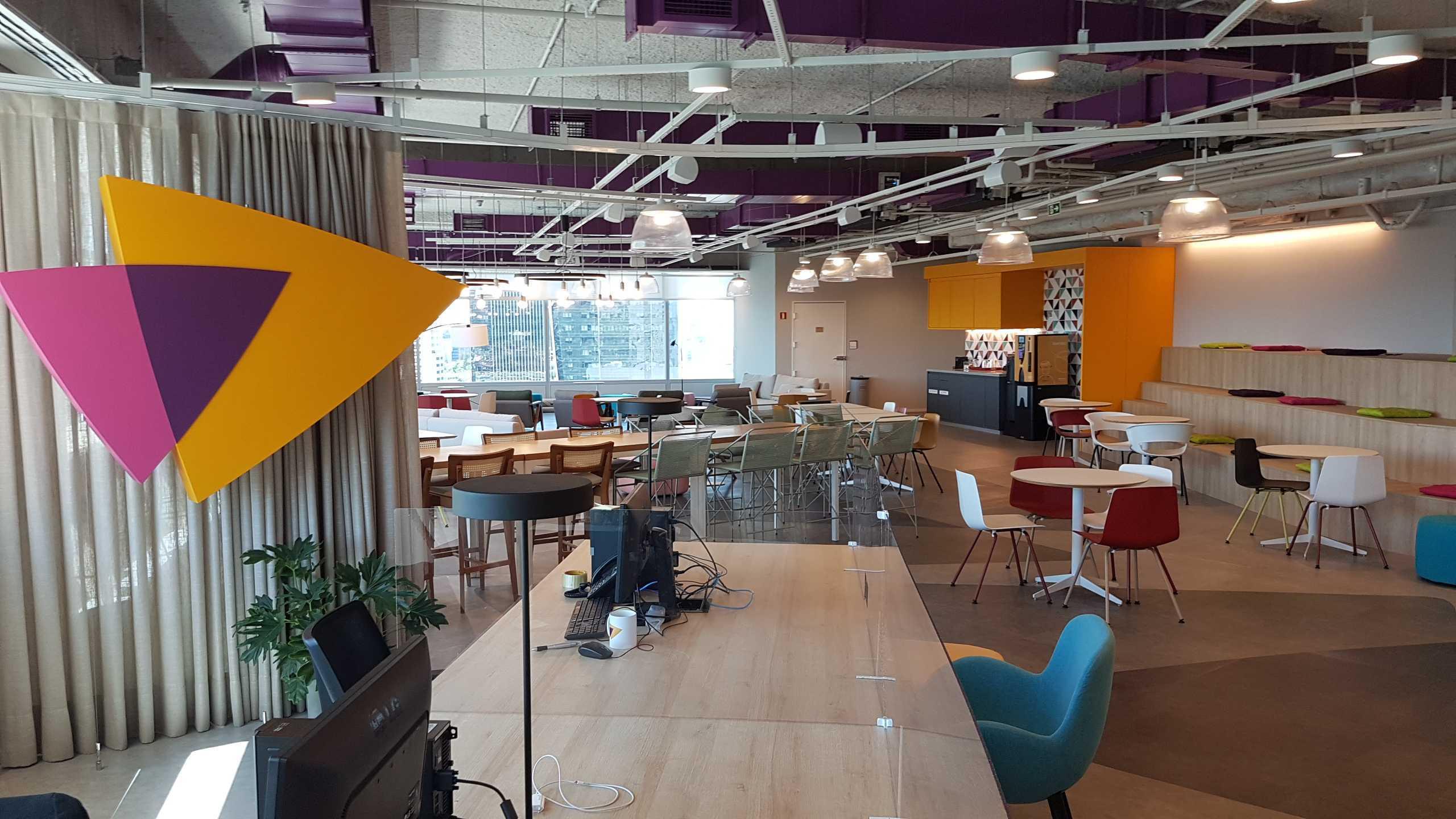 Novo escritório da Easynvest em São Paulo. (Foto: Divulgação)