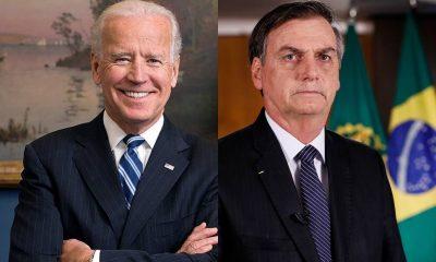 Biden e Bolsonaro