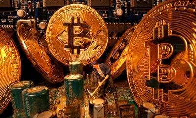 Representação do bitcoin