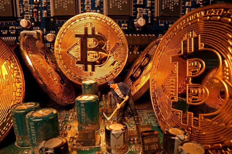 como minero de bitcoin