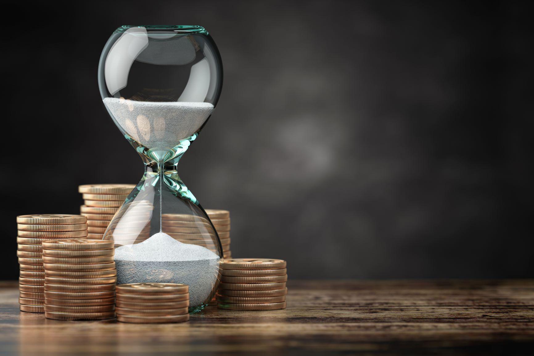 moedas tempo