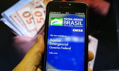 auxílio emergencial/Agência Brasil