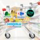 Magalu, GPA, Carrefour e B2W disputam o varejo alimentar em 'briga de gigantes'
