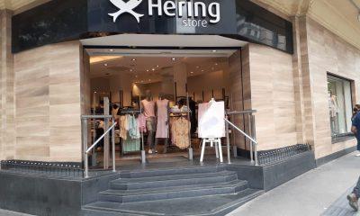 Cia Hering eleva lucro no 1º trimestre