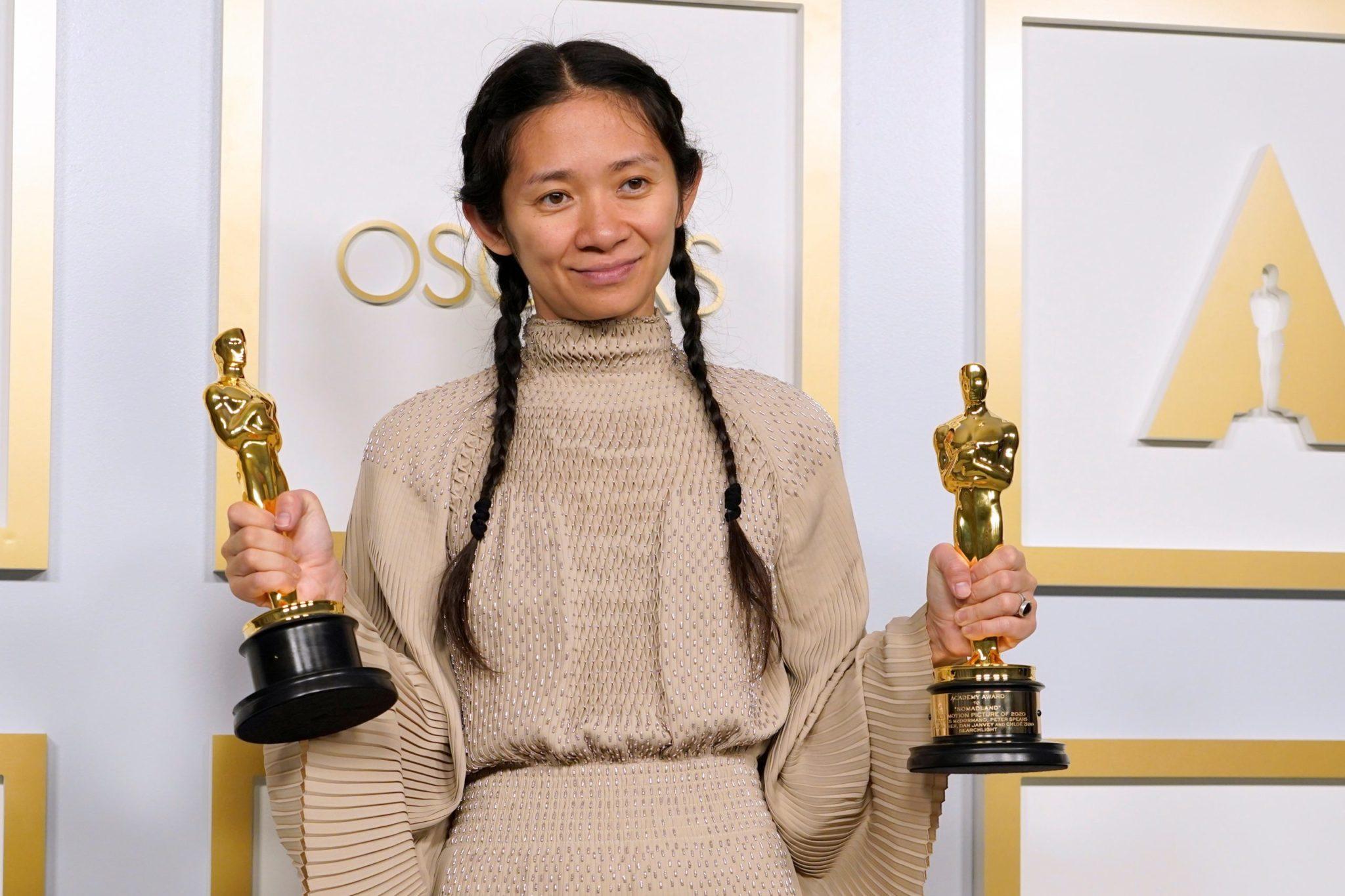 Chloe Zhao, diretora de Nomadland