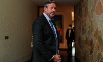 Presidente da Câmara dos Deputados, Arthur Lira, em Brasília