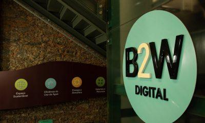 Vendas da B2W quase dobram no 1º trimestre, mas prejuízo cresce