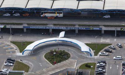 Aeroporto Afonso Pena (Divulgação/Portal da Copa)