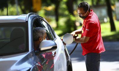 Posto de gasolina/Agência Brasil