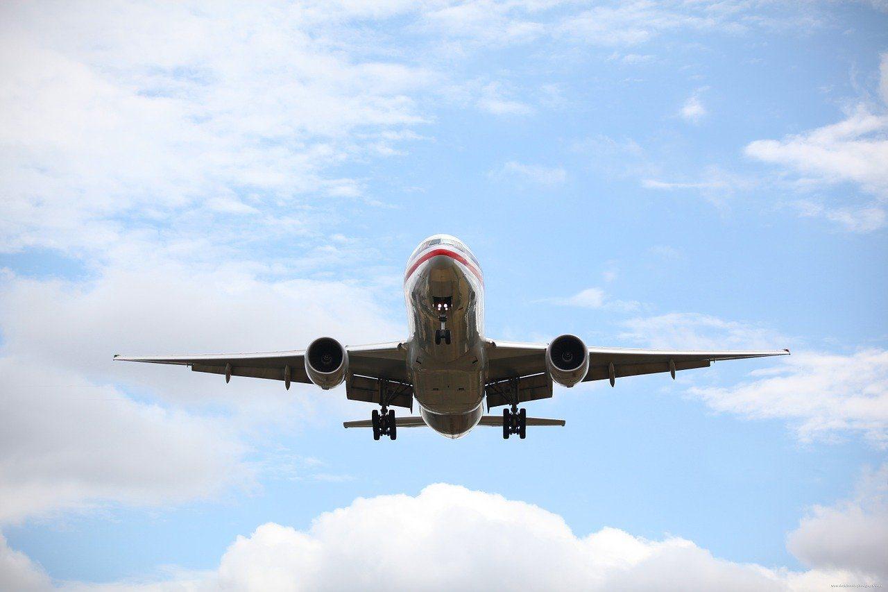 avião viagem