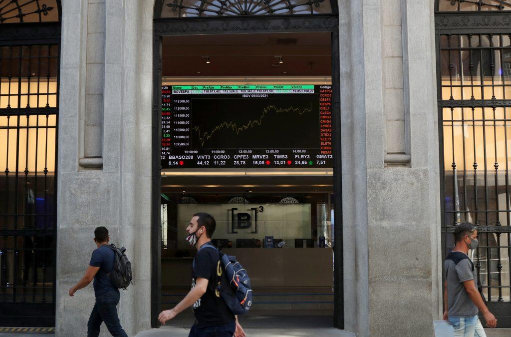Bolsa de valores de São Paulo
