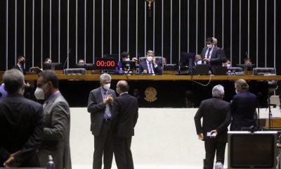 Plenário da Câmara dos Deputados/ Foto: Agência Brasil