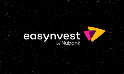 logo Easynvest by Nubank