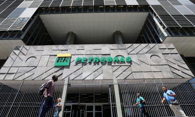 Fachada de prédio da Petrobras no Rio de Janeiro