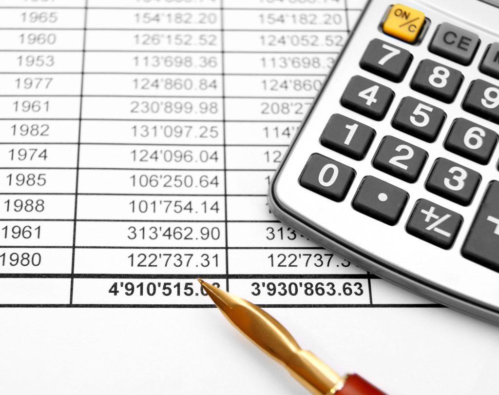 Cálculo de rentabilidade
