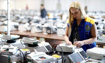 urna eletrônica eleições