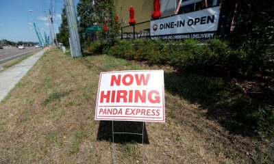 demissão nos EUA e contratações
