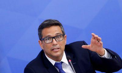 Presidente do Banco Central Campos Neto