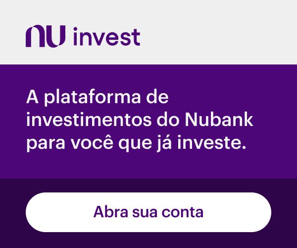 A plataforma de investimentos do Nubank para você que já Investe. Abra sua conta!