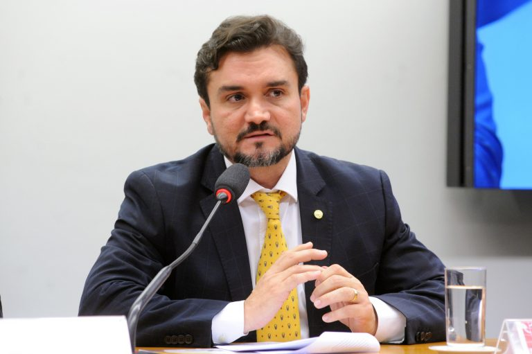 Deputado Celso Sabino, relator da reforma tributária. Foto: Cleia Viana/Câmara dos Deputados. Fonte: Agência Câmara de Notícias