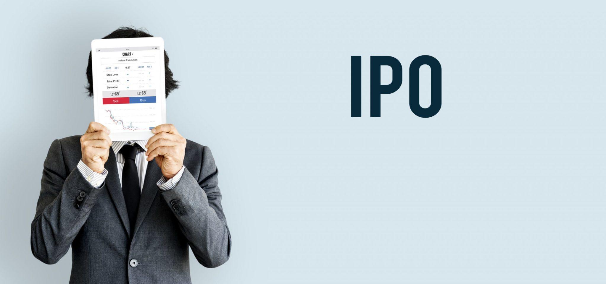 imagem decorativa - IPO