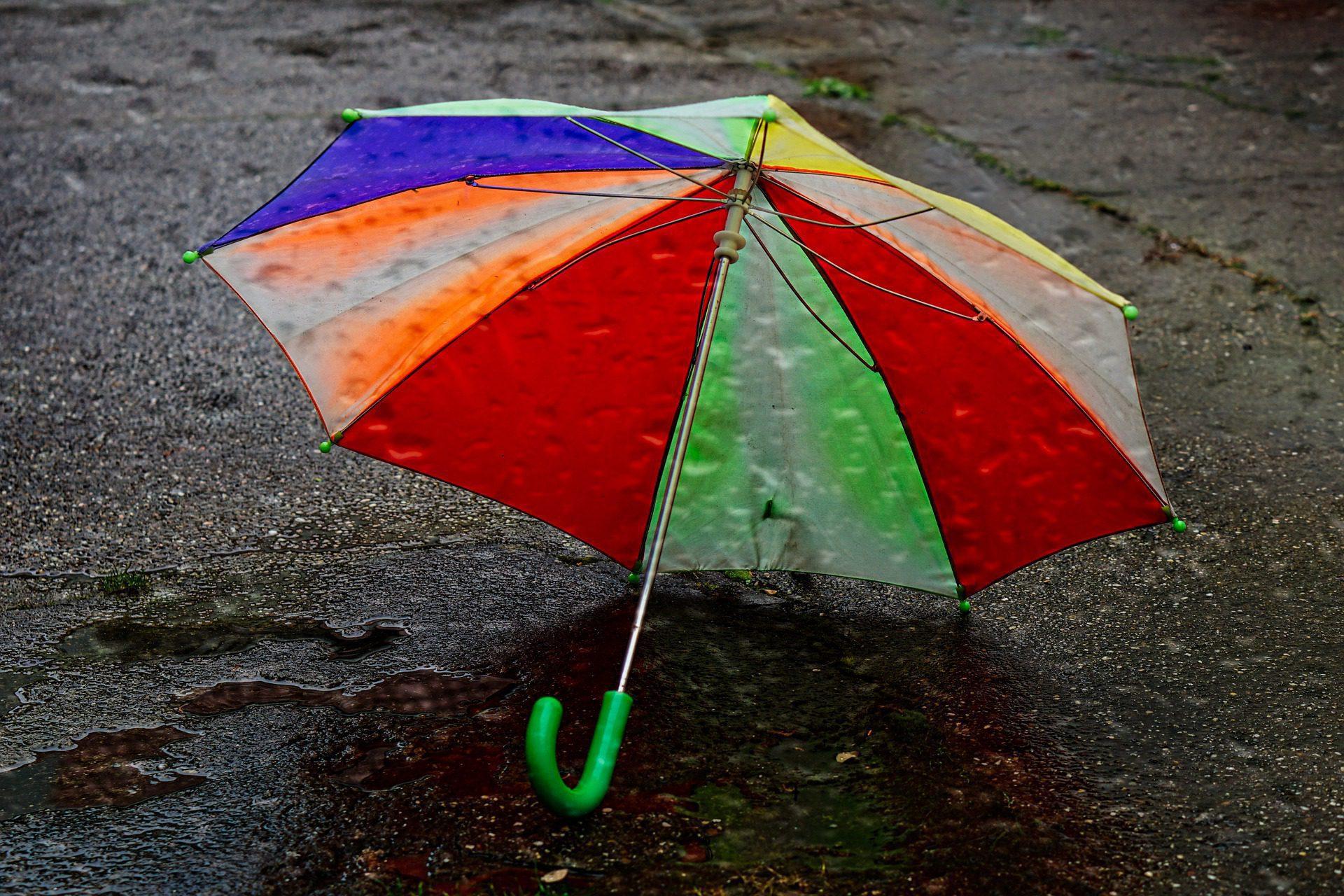 chuva clima