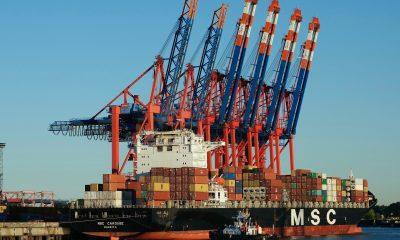MSC faz proposta pela Log-in