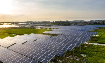 Planta de energia solar