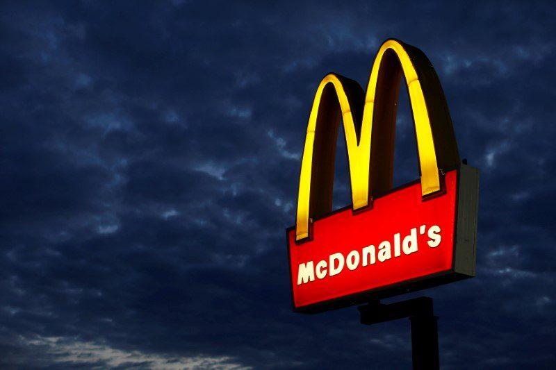 Vendas do McDonald's disparam com preços mais altos nos EUA