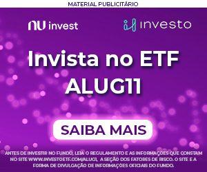 Invista no ETF ALUG11